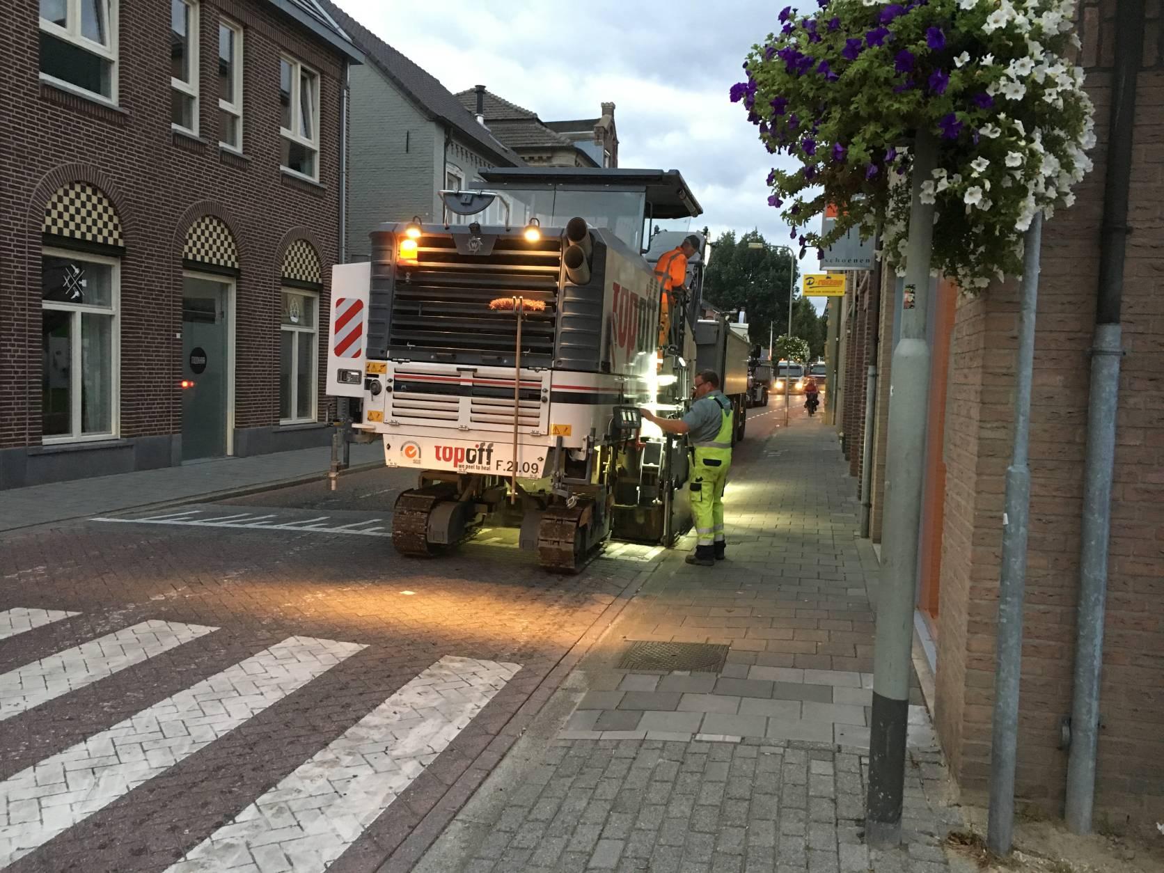Tuin Asfalteren Kosten : Asfalterenlimburg home